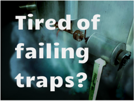 Tired of failing steam traps?