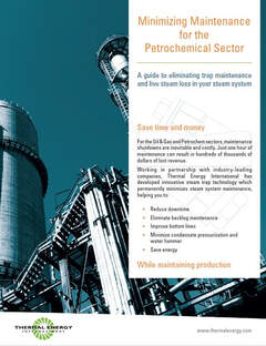 Free Petrochem Sector Guide to Minimizing Maintenance